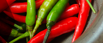 Making balanced chilli choices