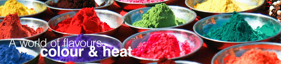 Colour & Heat