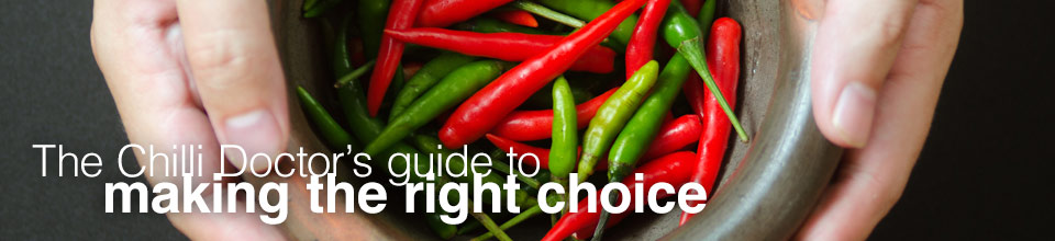 The Chilli Guide